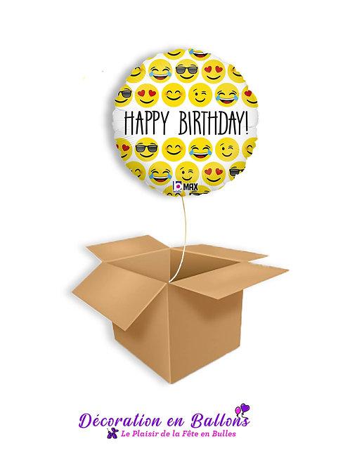 Happy Birthday ! Smiley