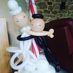 Sculpture mariage