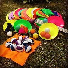 initiation jonglerie
