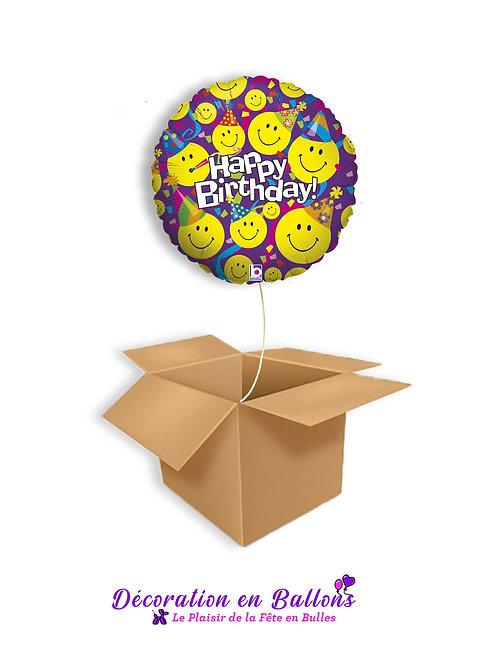 Happy Birthday ! Sourire