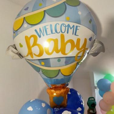 welcom baby