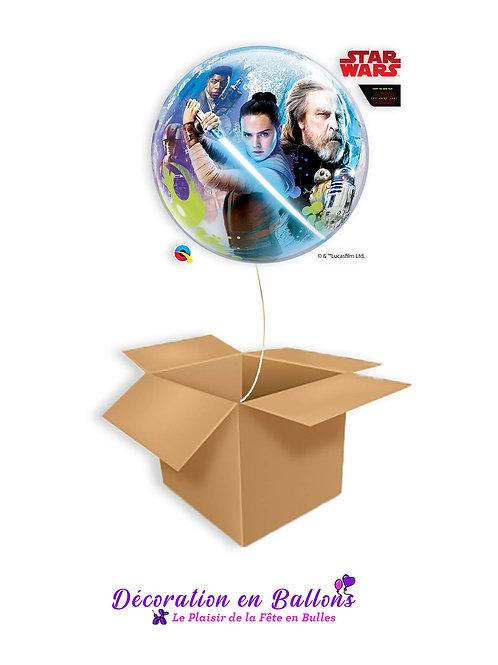 "Ballon Bubbles "" Star wars"""
