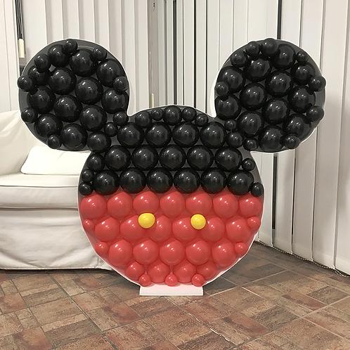 """Structure """" Mickey """" ( + Ballons offert )"""