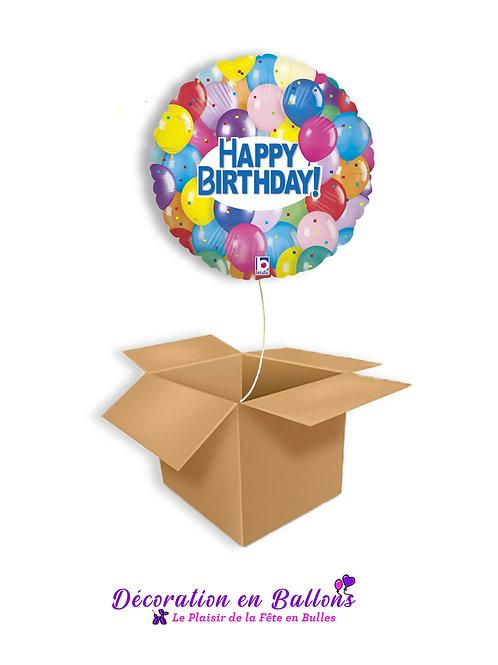 Happy Birthday ! Ballon