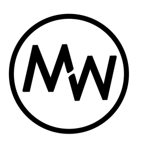 Mid-Week Solid Circle - Black Transparen