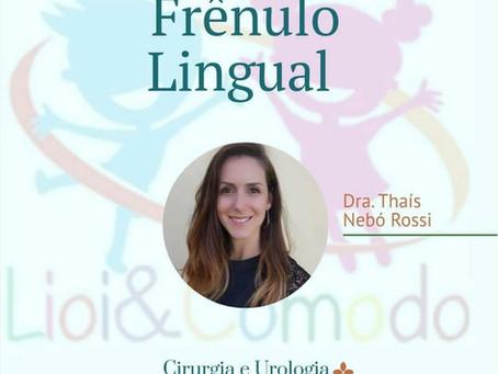Frênulo Lingual