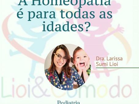 A Homeopatia é para todas as Idades?