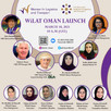 WiLAT Oman will launch on 10th March 2021