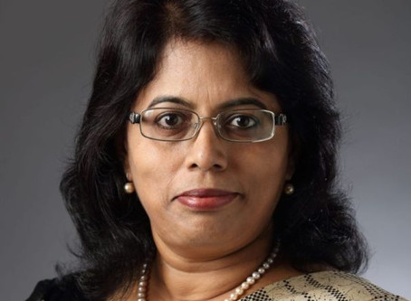 GAYANI DE ALWIS IS THE FUTURE OF WOMEN IN LOGISTICS AND TRANSPORT