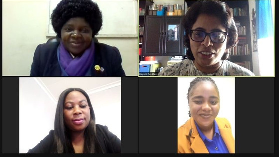 WiLAT Namibia formation meeting
