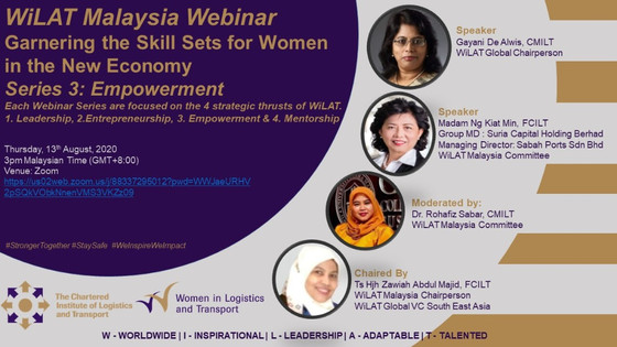WiLAT Malaysia Webinar Series.3: Empowerment