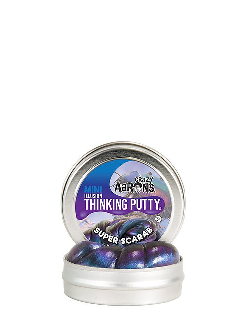 Mini Super Scarab Crazy Aaron thinking putty