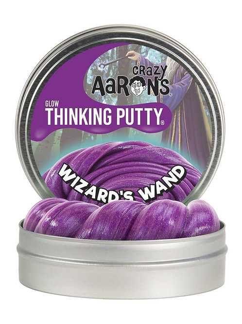 Wizards Wand Crazy Aaron thinking putty