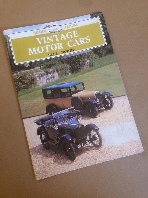 Vintage Motors - Bill Boddy