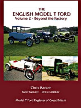 The English Model T Ford Book Vol. 2