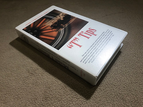T Tips Video (VHS)