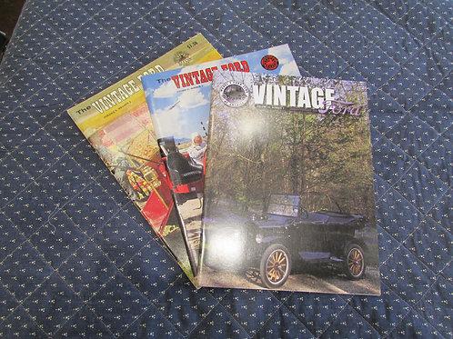 Vintage Ford Magazines 1970-2016