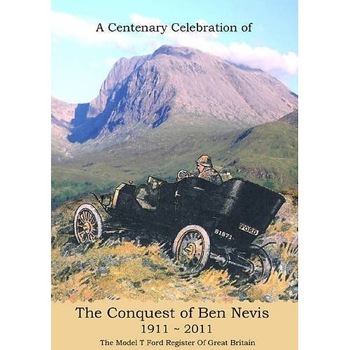 The Conquest of Ben Nevis...
