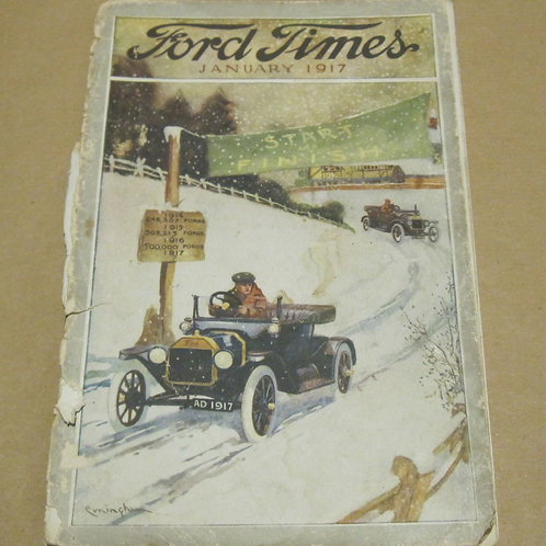 Ford Times Jan 1917 English