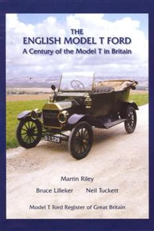 The English Model T Ford Book Vol.1