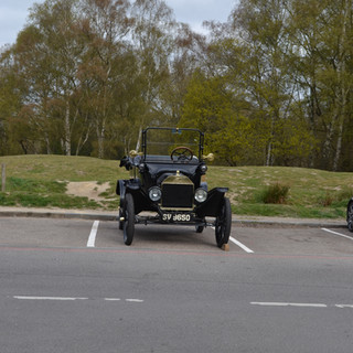 Drive It day, Epping Forest