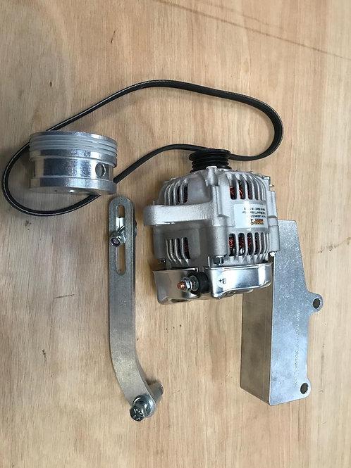 12V External Alternator Kit