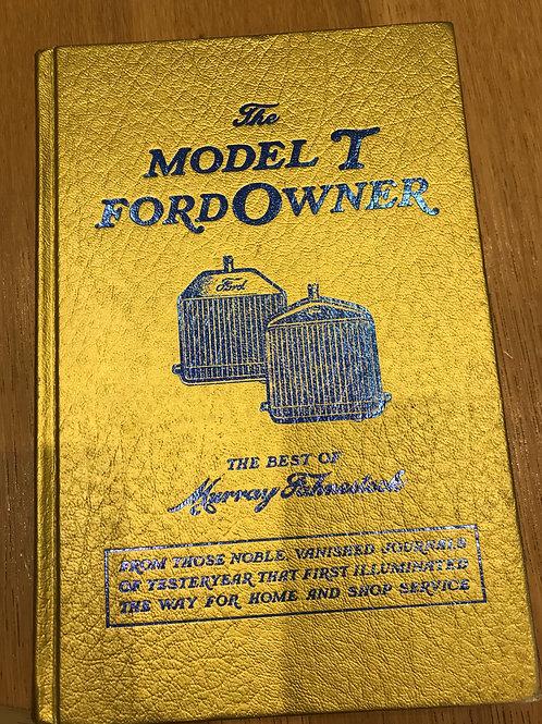 The Model T FordOwner