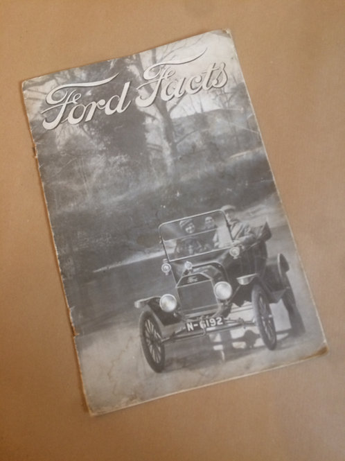 Ford Facts 1917 (No.2)