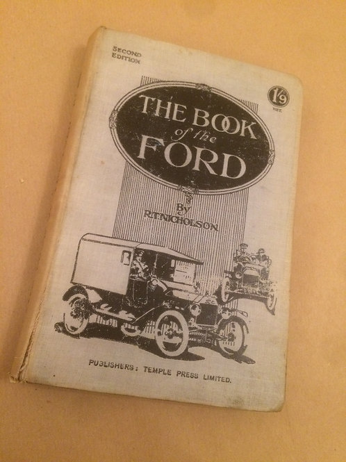 The Book of the Ford