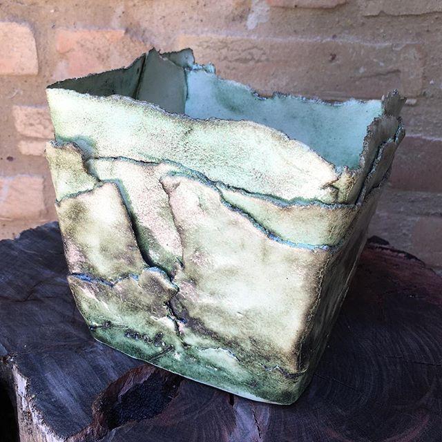 Paperclay demais com ou sem vidrado! #pa