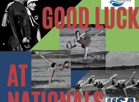2020 Individual National Championships Results