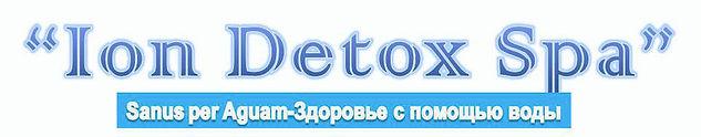 ion detox spa
