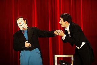 Clown Adrien (Hadrien Trigance)