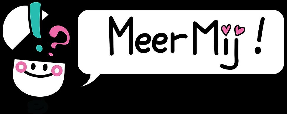 Logo Meer Mij, begeleiding meer- en hoogbegaafde kinderen