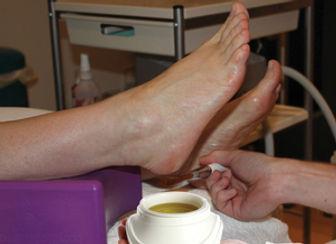 Warm Wax Therapy