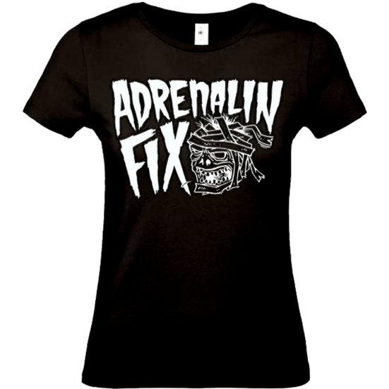 T.Shirt Femme Adrenalin Fix Music