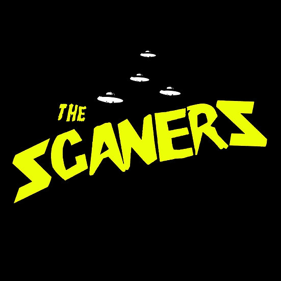 "THE SCANERS ""S/T"" Debut LP"