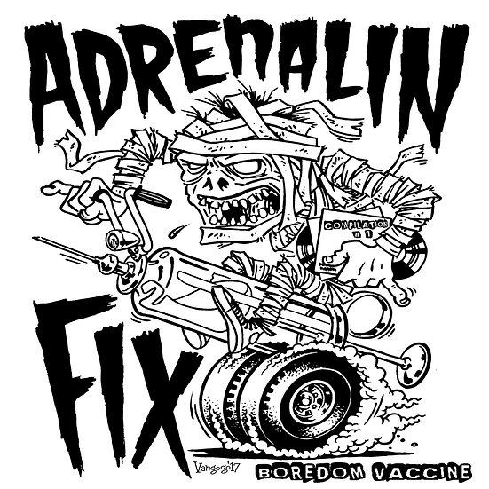 Adrenalin Fix Music - Boredom Vaccine Comp #1