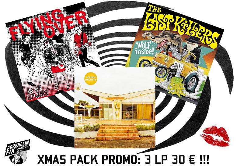 BIRTHDAY PACK PROMO LP