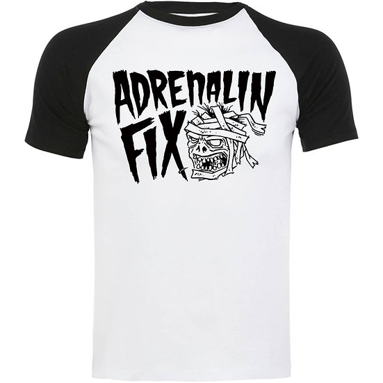 serie limitée T.Shirt Homme Adrenalin Fix Music
