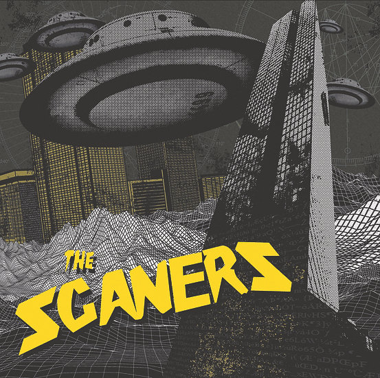 The Scaners - II - LP Album