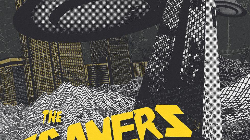 The Scaners - II - LP Album