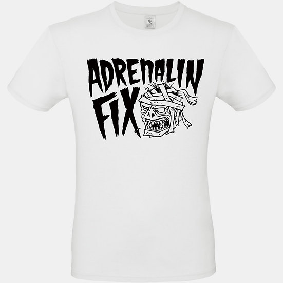 T.Shirt Homme Adrenalin Fix Music