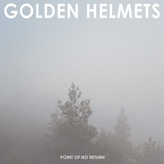 "GOLDEN HELMETS 10"" EP"