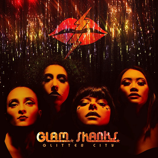 "GLAM SKANKS "" Glitter City"" Album"