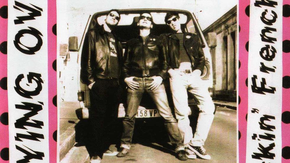 """""""Rockin' Frenchies"""" CD"""