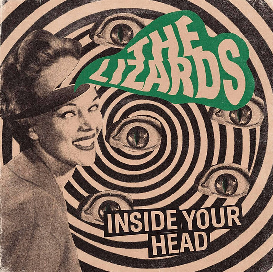 The Lizards - Inside Your Head LP Album