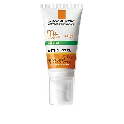 Anthelios XL Toque Seco Protector Solar Antibrillo s/color SPF50+ 50 ml