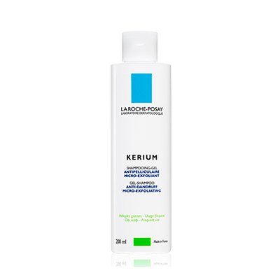 Kerium Shampoo Anticaspa Graso 200 ml