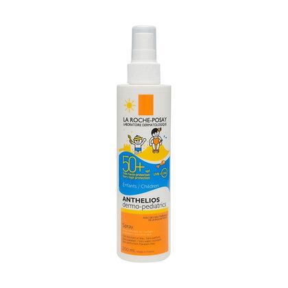 Anthelios Dermopediátrico Protector Solar Spray SPF50+ 200 ml